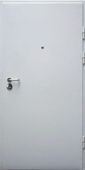 Security doors class C and RC4 - Powder coated doors