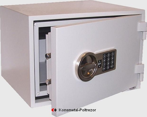 Konsmetal - Fireprof safes